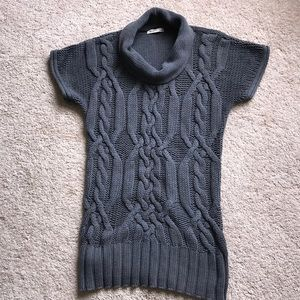 Cowl Neck Sweater!